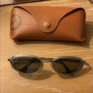Ray Ban retro small sunglasses
